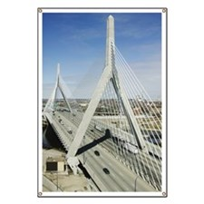 Leonard P Zakim Bunker Hill Memorial Bridge Banner