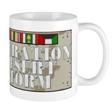 Operation Desert Storm  Tasse