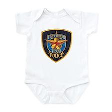 Fort Worth Police Onesie