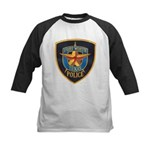 Fort Worth Police Kids Baseball Jersey