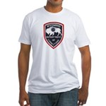 Wyoming Corrections Fitted T-Shirt