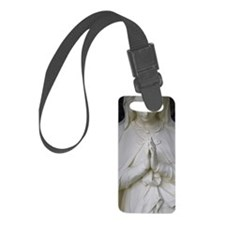 Mother Mary praying Luggage Tag