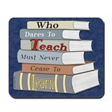 Teach... Learn Mousepad