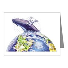 LiquidLibrary Note Cards (Pk of 20)