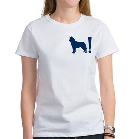 Obey the SIBERIAN HUSKY! Women's T-Shirt