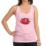 namast copia.png Racerback Tank Top