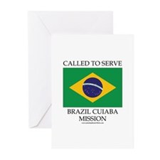Brazil Cuiaba Mission - Brazil Flag - Called to Se