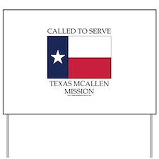 Texas McAllen Mission - Texas Flag - Called to Ser