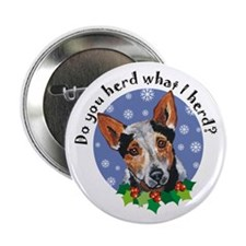 Australian Cattle Dog Button