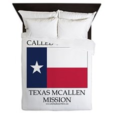 Texas McAllen Mission - Texas Flag - Called to Ser