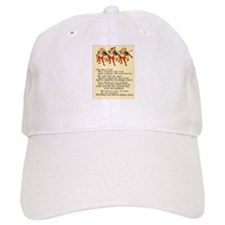 Old King Cole 2 Baseball Baseball Cap
