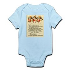 Old King Cole 2 Body Suit