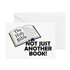 THE HOLY BIBLE Greeting Cards (Pk of 10)