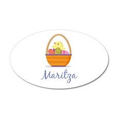 Easter Basket Maritza Wall Decal