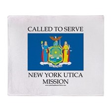 New York Utica Mission - New York Flag - Called to
