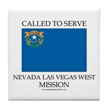 Nevada Las Vegas West Mission - Nevada Flag - Call