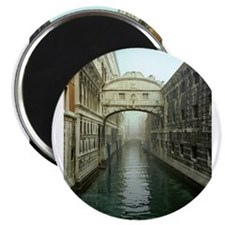 Bridge of Sighs in Venice Magnet