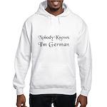The German Hooded Sweatshirt
