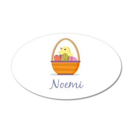 Easter Basket Noemi Wall Decal
