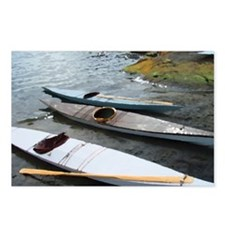 Greenland Kayak Postcards (Package of 8)