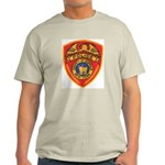 Suffolk Police Ash Grey T-Shirt