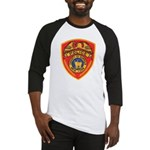 Suffolk Police Baseball Jersey