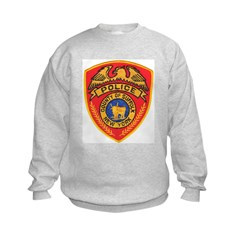 Suffolk Police Kids Sweatshirt