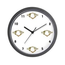 Atlas/Upper Cervical Wall Clock
