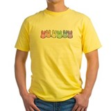 Pastel Rainbow Bunnies T-Shirt