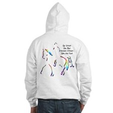 Therapeutic Riding Logo Hoodie