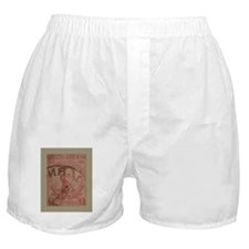 Boris III of Bulgaria Postage Stamp Boxer Shorts