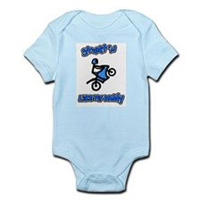 Stunt'n Like My Daddy Infant Bodysuit