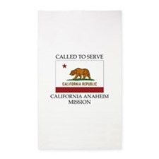 California Anaheim Mission - California Flag - Cal
