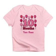 Ten Months - Baby Milestones Infant T-Shirt