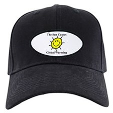 Sun Causes Global Warming Baseball Hat