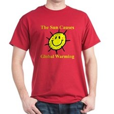 Sun Causes Global Warming T-Shirt