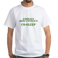 Embrace Arms Conflict: Co-Sleep Shirt