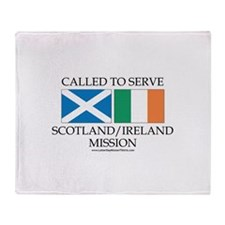 Scotland Ireland Mission - Scotland Flag - Ireland