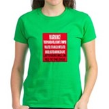Trespasser Warning T-Shirt