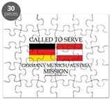 Germany Munich Mission - Germany Flag - Called to