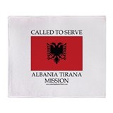 Albania Tirana Mission - Albania Flag - Called to