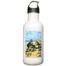 The Carpenter and the Walrus Water Bottle