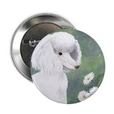"StephanieAM Poodle 2.25"" Button"