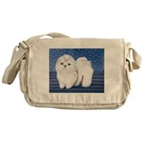 StephanieAM Shih Tzu Messenger Bag