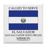 El Salvador San Salvador West / Belize Mission - E