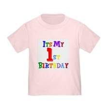 1st Birthday T