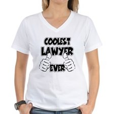 Coolest Lawyer Ever Shirt