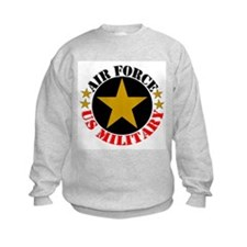 """Air Force, US Military"" Sweatshirt"