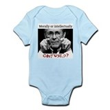 Rumsfeld is confused Onesie