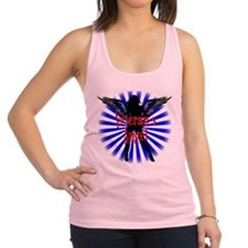 Veteran's Angel Racerback Tank Top